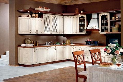 Classy Kitchen Cupboard Design