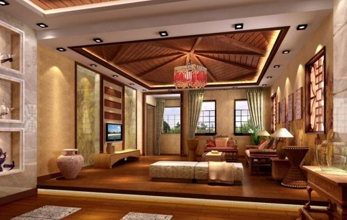 9 New And Beautiful Hall Woodwork Designs Of Ideas Styles At Life