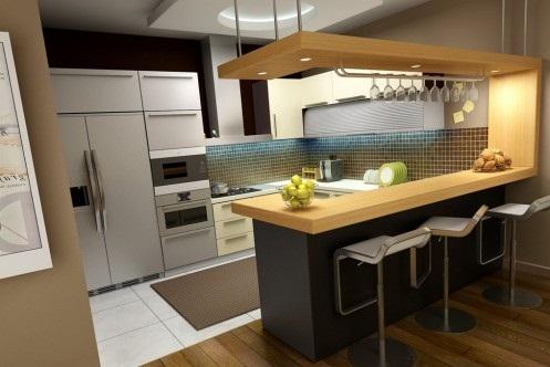 Cool Designer Kitchen Décor