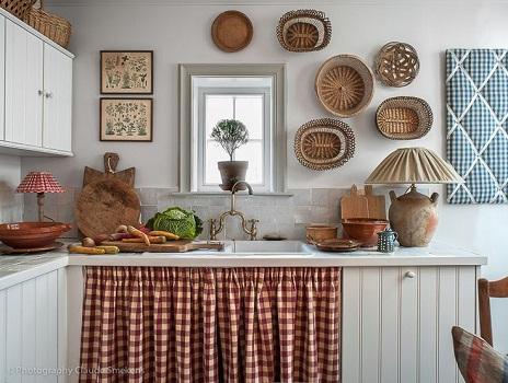 Countryside interior designed Kitchen