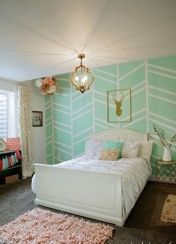 15 Latest Bedroom Wall Designs With Photos In 2019 | Styles At Life