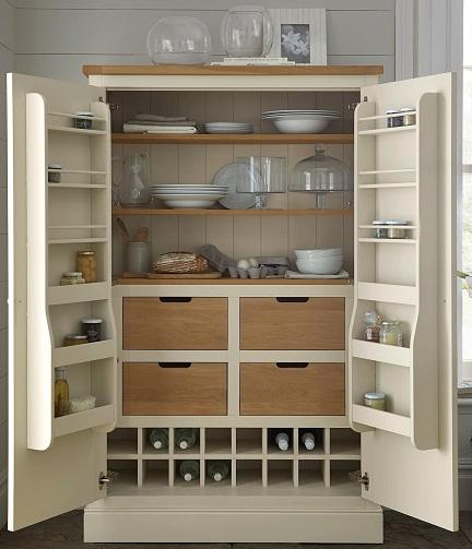 Crockery Kitchen Cupboards