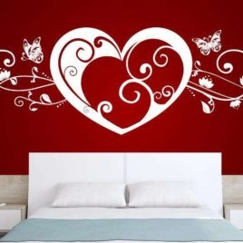 Decal Hall Painting