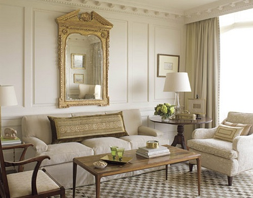 Decorate with Mirror Style
