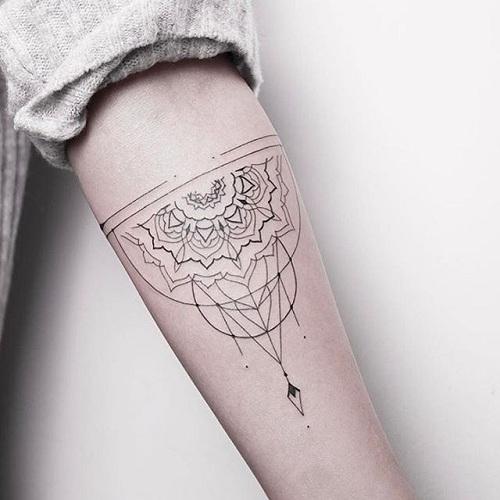 Design Line Work Tattoos