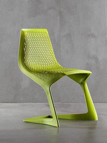 Designer Cantilever Plastic Chair