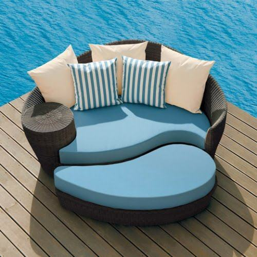 Designer Pool Chair