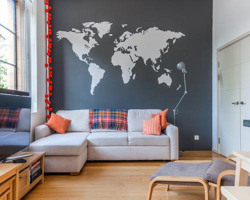 Designer Textured Living Room