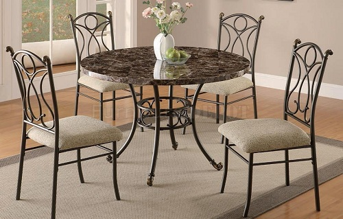 Dinning Metal Chairs