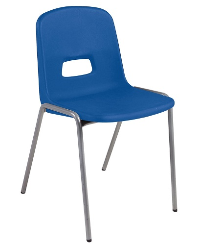 Everyday Use Plastic Stacking Chairs
