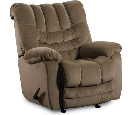 Fabric Recliner Chair
