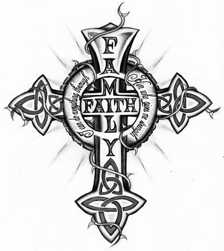cross tattoos meaning
