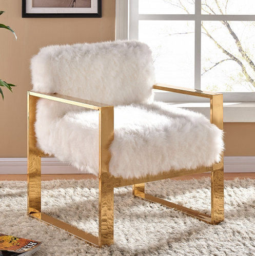 Fancy Accent Chair