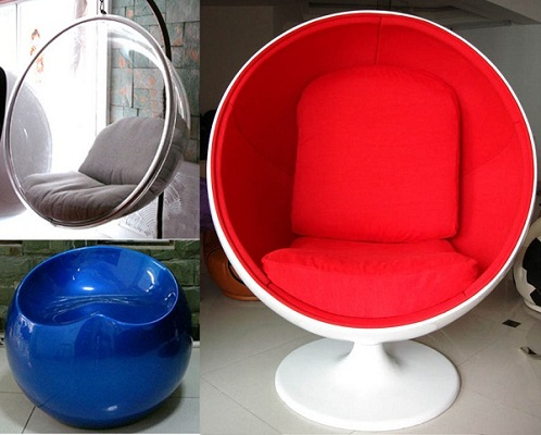 Fancy Bubble Chair