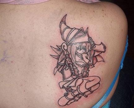 Fantasy Pixie Tattoo
