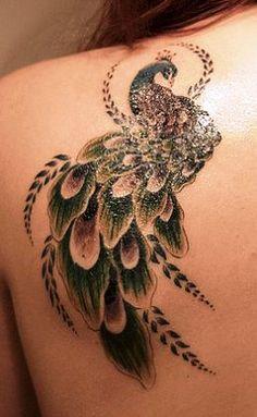 Feminine Off-shoulder Tattoos