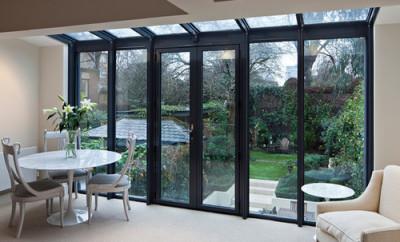Floor to Ceiling Window Design