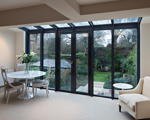 Floor to Ceiling Window Design