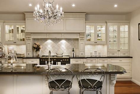 French Style designer kitchen