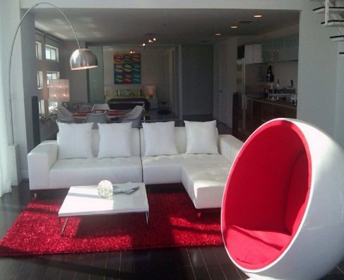Funky living room furniture