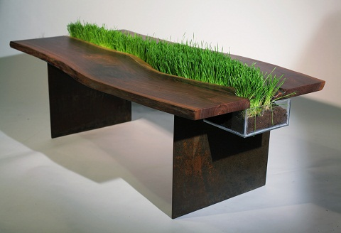 Go green Office Table