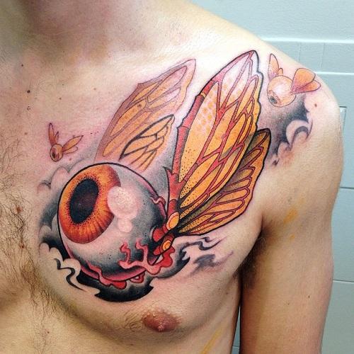 Graffiti 3D Tattoo Design
