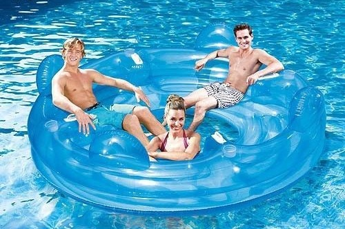 Group Tube Pool Chairs