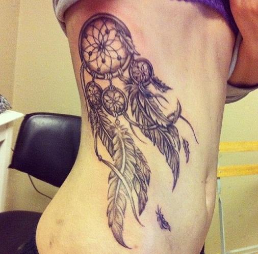 Intricate Dream Tattoo