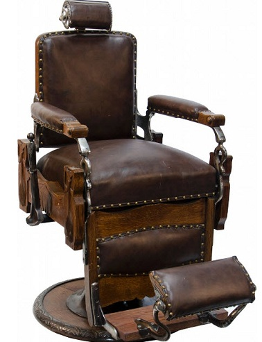 Irresistible Modern Barber Chairs