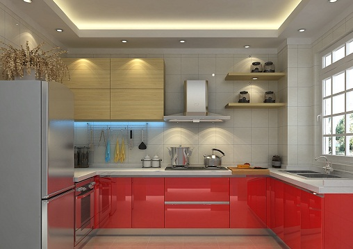 Italian Kitchen Cupboard Design