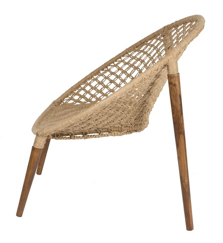 Jute Relaxing Chair