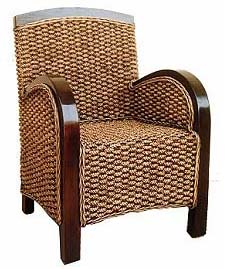 Jute Sofa Chair