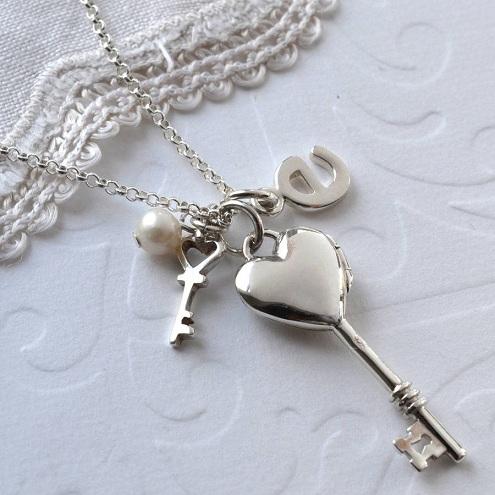 Key to My Heart Locket