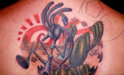 kokopelli tattoo designs