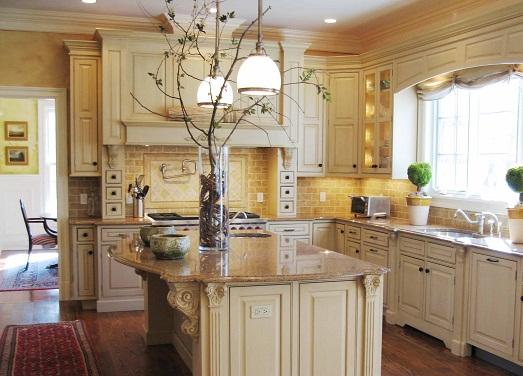 Laminated Style Kitchen Décor