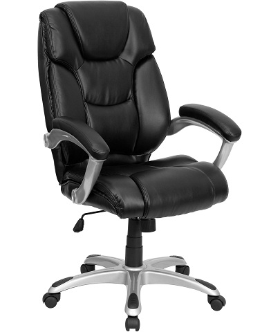 Leather 0ffice Chair