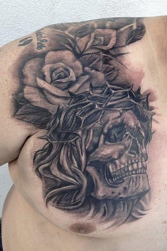 Top 9 Striking Barbed Wire Tattoo Designs Styles At Life