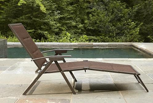 Lounge Metal Chairs -4