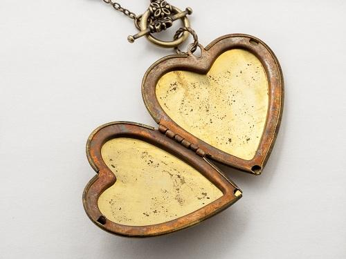 Lovers Special Locket Pendant
