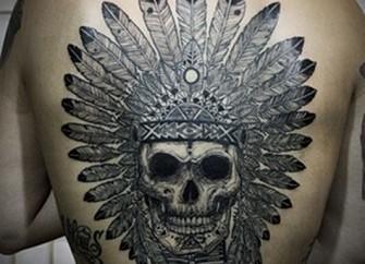 gangster tattoo designs