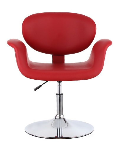 Modern Padded Hair Styling Barber Chair