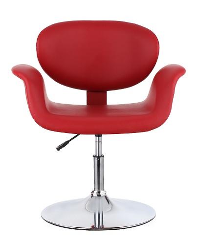 Modern Padded Hair Styling Barber Chair