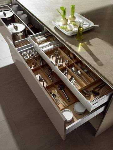 Modern type Kitchen Drawers
