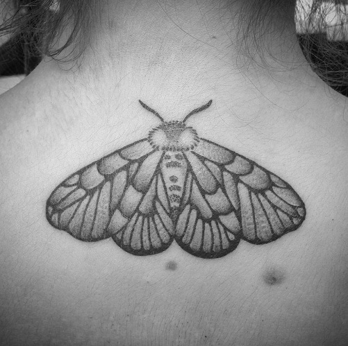 Moth Tattoos