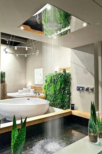 Natural Bathrooms