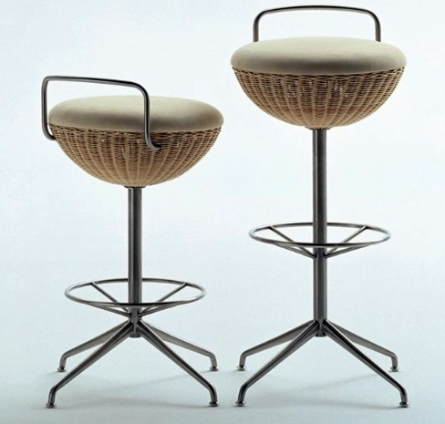 Nature Inspired Bar Chairs