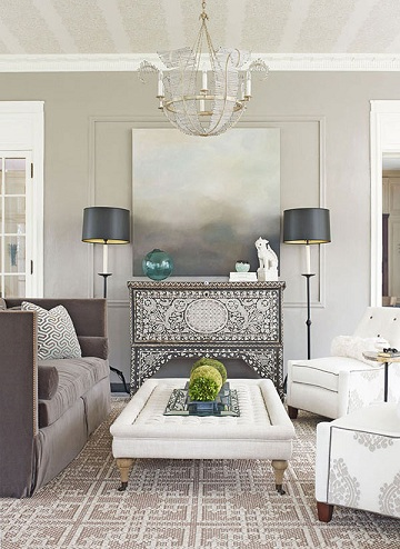 Neutral Setting Style Design