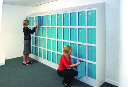 Office Lockers for Employees