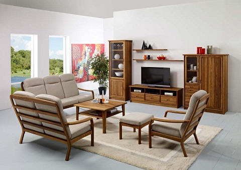 Open style furniture