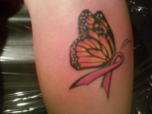 pink tattoo designs